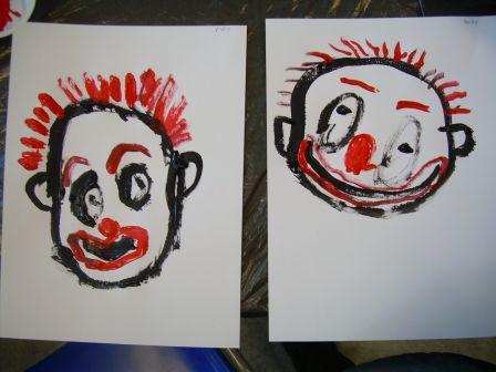 billes de clown maternelle saint martial classe de petite section. Black Bedroom Furniture Sets. Home Design Ideas